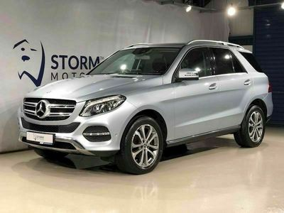 used Mercedes GLE250 Gle Class 2.1Sport SUV 5dr Diesel G-Tronic 4MATIC (s/s) (204 ps)