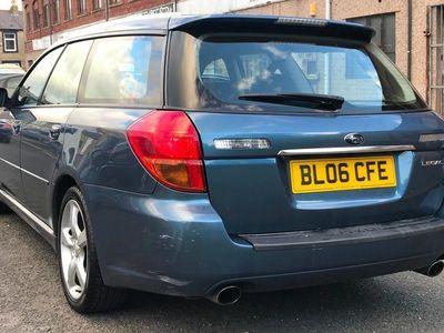 used Subaru Legacy 2.0 R 5dr
