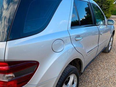 used Mercedes ML420 M-Class HatchbackCDI Sport 5d Tip Auto