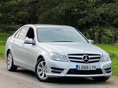 used Mercedes C180 C Class 1.8BlueEFFICIENCY SE 7G-Tronic 4dr