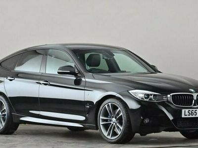 used BMW 320 3 Series d M Sport 5dr Step Auto [Business Media] Leather Seats 2.0
