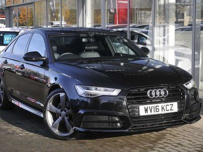 used Audi A6 2.0 Tdi Ultra Black Edition 4Dr S Tronic