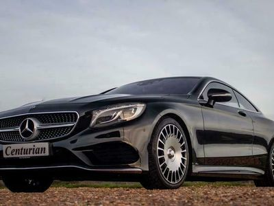 used Mercedes S500 S Class 4.7V8 AMG Line (Premium) G-Tronic (s/s) 2dr