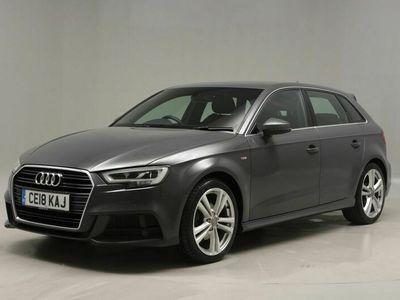 used Audi A3 1.6 TDI 116 S Line 5dr For Sale Reg:CE18 KAJ