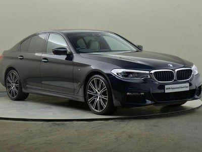 used BMW 540 i xDrive M Sport Saloon