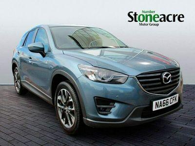 used Mazda CX-5 2.2 SKYACTIV-D Sport Nav SUV 5dr Diesel Manual 4WD (s/s) (136 g/km, 173 bhp)
