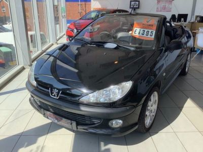 used Peugeot 206 Convertible 2
