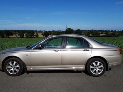 used Rover 75 Saloon 1.8 Connoisseur 4d