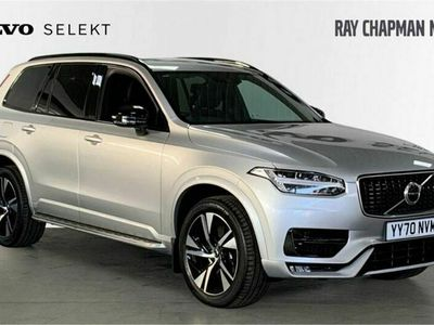 used Volvo XC90 2.0 B5D [235] R DESIGN 5dr AWD Geartronic