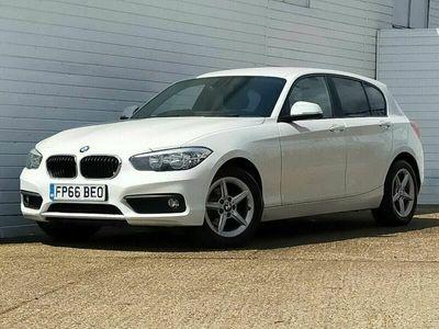 used BMW 116 1 Series 1.5TD d SE 5d
