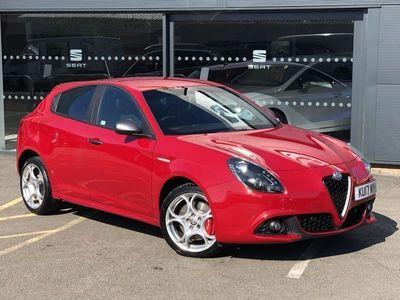 used Alfa Romeo Giulietta 1.4TB Multiair 150 Speciale * RARE EXAMPLE MINT * 5dr