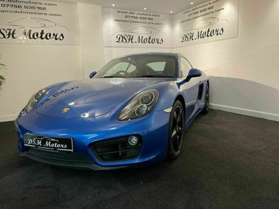 used Porsche Cayman Coupe 2.7 2d