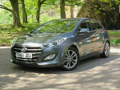 used Hyundai i30 1.6 CRDI PREMIUM 5d 134 BHP +++FINANCE ARRANGED IN 10 MINS+++