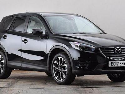 used Mazda CX-5 2.0 Sport Nav 5dr Black Manual Petrol