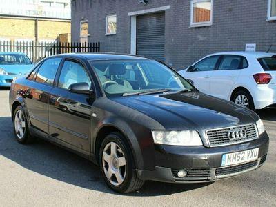 used Audi A4 1.9 TDI SE 130 4d 129 BHP