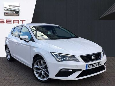 used Seat Leon 5dr (2016) 2.0 TDI FR Technology (150 PS)