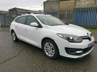 used Renault Mégane 1.5 dCi Expression+ 5dr