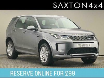 used Land Rover Discovery Sport 2.0 P250 MHEV R-Dynamic S 4WD (s/s) 5dr (7 Seat)
