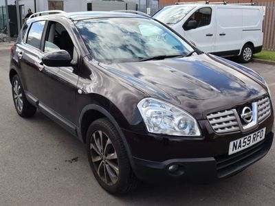 used Nissan Qashqai 1.6 N-TEC 5d 113 BHP MORE CLEARANCE STOCK ON OUR WEBSITE
