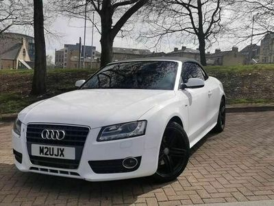used Audi A5 Cabriolet Cabriolet 1.8 TFSI S line Multitronic 2dr