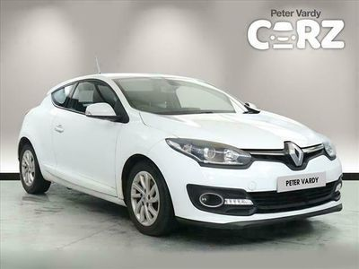 used Renault Mégane 1.5 dCi Dynamique TomTom Energy 3dr