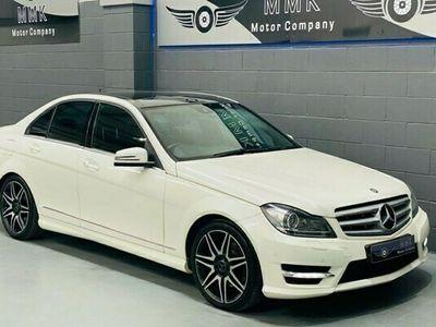 used Mercedes C350 C Class 3.0CDI BLUEEFFICIENCY AMG SPORT PLUS 4d 262 BHP 5-Door