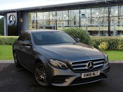 used Mercedes E350 E ClassAMG LINE Automatic 4-Door