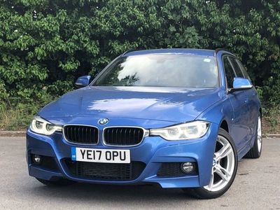 used BMW 320 3 SERIES D M SPORT TOURING ESTATE STEP AUTO estate diesel touring