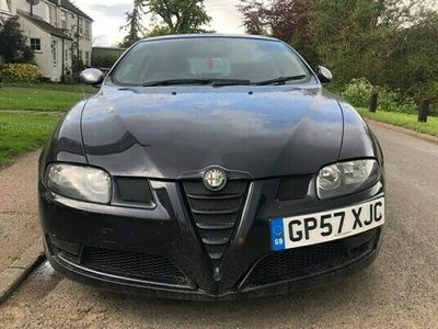 used Alfa Romeo GT 1.9 JTDM 16v BlackLine 2dr Px-car to clear//FULL LEATHER