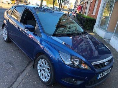 used Ford Focus Hatchback 1.8 Zetec 5d (08)