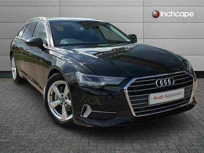 used Audi A6 Avant Sport 40 TDI 204 PS S tronic