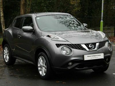 used Nissan Juke 1.2 DIG-T N - Connecta 5-Door Hatchback