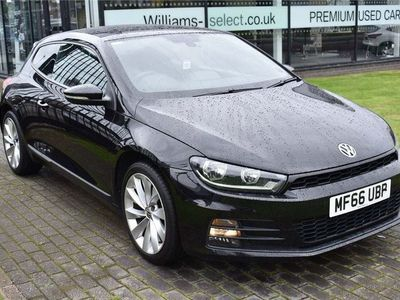 used VW Scirocco 2.0 TDi BlueMotion Tech GT 3dr