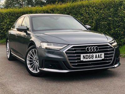 used Audi A8 3.0 TDI V6 50 S line Tiptronic quattro (s/s) 4dr