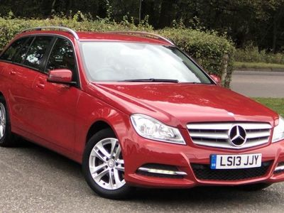 used Mercedes C180 C-ClassBlueEFFICIENCY Executive SE 5dr Auto