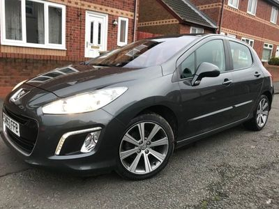 used Peugeot 308 1.6 e-HDi Active (s/s) 5dr (Nav)