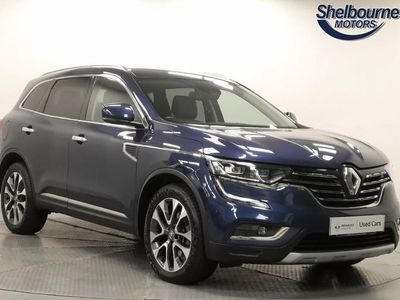 used Renault Koleos 2.0 dCi GT Line 5dr X-Tronic