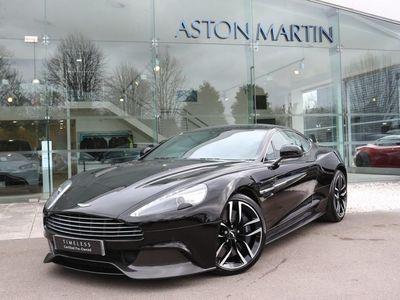 used Aston Martin Vanquish Coupe