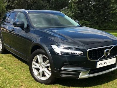 used Volvo V90 CC PowerPulse AWD Cross Country Automatic (Family Pack diesel estate