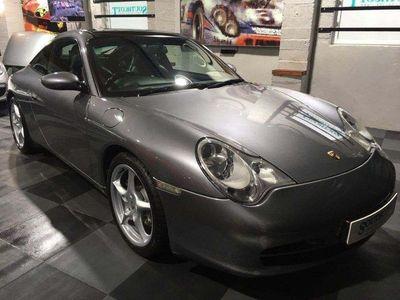 used Porsche 996 3.6 Targa 2dr