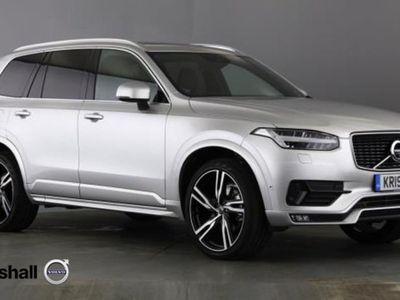 used Volvo XC90 2.0 T5 [250] R DESIGN Pro 5dr AWD Gtron Estate 2019