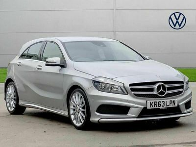 used Mercedes A250 A CLASS HATCHBACKBlueEFFICIENCY AMG Sport 5dr Auto