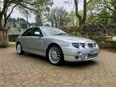 used MG ZT 4.6 260 V8 SE 4dr