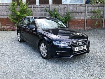 used Audi A4 TDI Estate **LOW MILES**