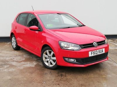 used VW Polo 1.2 60 Match 5Dr