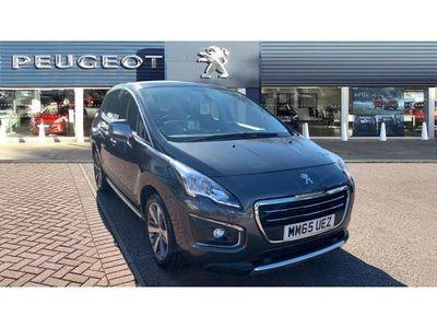 used Peugeot 3008 2016 Oxford 1.6 BlueHDi 120 Allure 5dr EAT6 Diesel Estate