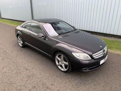 used Mercedes CL500 CL 5.5