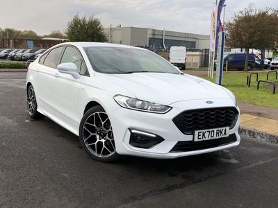 used Ford Mondeo 5Dr ST-Line Edition 2.0 EcoBlue 150PS