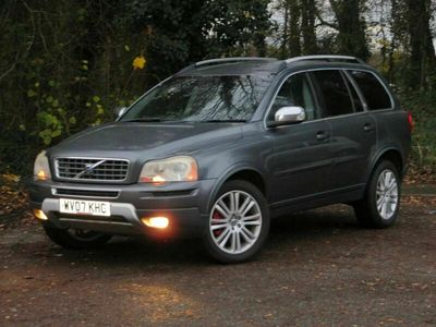 used Volvo XC90 4.4 V8 Executive Geartronic AWD 5dr