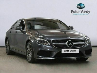 used Mercedes CLS220 BlueTEC AMG Line 4dr 7G-Tronic